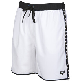 arena Team Stripe Bermudas Men white/black/white
